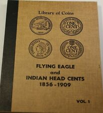 1857-1909 S USA Flying Eagle and Indian Head Cents Collection Volume 1 Coin Set