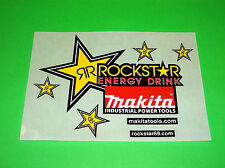 RM RMZ 65 80 85 100 125 250 450 MAKITA ROCKSTAR ENERGY MOTOCROSS STICKERS DECALS