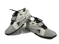 Reebok CrossFit Lifter Shoes Weightlifting Mens 8.5 U-Form Black Gray Great Cd