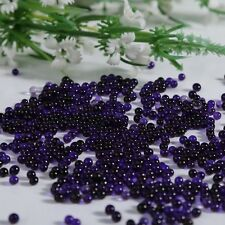 5000pcs Magic Water Pearls Gel Beads Balls Plant Flower Jelly Crystal Soil Mud a