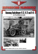 DVD Hanomag Radschlepper R 22, R 27 und R 45 Frontlader Grasmähen Drillen Eggen