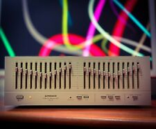 PIONEER SG-9 (1982) Vintage Stereo Graphic Equalizer