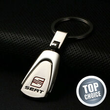 Silver Seat Key Ring NEW -  Keyring UK Seller