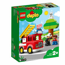 10901 LEGO DUPLO Fire Truck 21 Pieces Toddler Age 2+