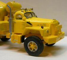 Mack B875 Resin Cast Truck Kit 1/87 Scale By Don Mills Models