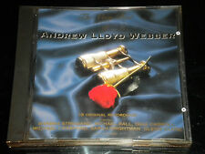 Andrew Lloyd Webber - meilleur de - 18 ORIGINAL enregistrements - Album CD -