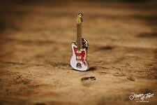 JAZZMASTER guitar Soft Enamel pin badge - Guitar badge