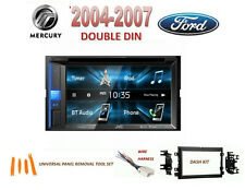 FORD MERCURY 2004-2007 2 DIN CAR STEREO KIT, DVD USB BLUETOOTH TOUCHSCREEN