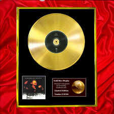 SOUNDGARDEN SUPERUNKNOWN CD  GOLD DISC VINYL LP