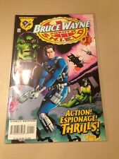 Bruce Wayne Agent Of SHIELD #1 Batman Comic 1995