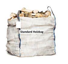 Holz Big Bag 100x100x120cm Holzbag für Brennholz Woodbag Zwiebelsack  5 Stück