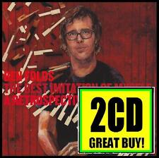 BEN FOLDS - BEST IMITATION OF MYSELF : A RETROSPECTIVE CD ~ HITS / BEST OF *NEW*