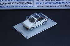 VOITURE FIAT 126 P CABRIOLET 1/43 EME IXO DEAGOSTINI POLOGNE SOUS BLISTER