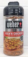Weber Kick'n Chicken Seasoning 5 oz