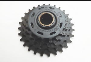 Vintage Shimano Bicycle FF System Multiple Freewheel 5 speed 14-28T OLD STOCK