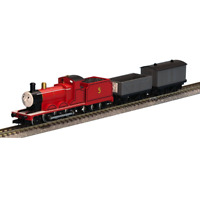 Tomix 93812 Thomas & Friends - James 3 Cars Set - N