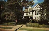 Postcard Home Of Harry S Truman Independence Missouri