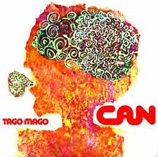 Can Tago Mago Ltd 2LP Orange Vinyl Gatefold Download 2019 Spoon XLSPOON6-7