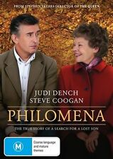 Philomena (DVD)  Judi Dench - Region 4 - Very Good Condition