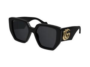 Gucci Occhiali da Sole GG0956S  003 Nero grigio Donna