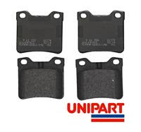 For Peugeot - 406 1999-2004 / 605 1989-1999 Rear Brake Pads Unipart