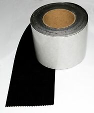"""4.5"""" Black Velvet Projector Screen Border Tape"""
