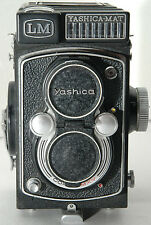 Yashica-Mat LM TLR camera, 120 film only