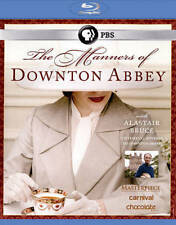 The Manners of Downton Abbey (Blu-ray Disc, 2015)