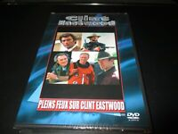 """RARE! DVD NEUF """"PLEINS FEUX SUR CLINT EASTWOOD"""" documentaire"""