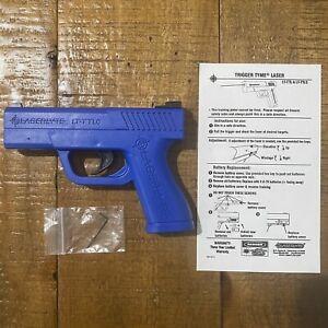 LaserLyte Laser Training Pistol Compact LT-TTLC Dry Fire Trigger Tyme Trainer