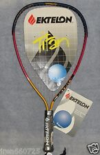Vintage Ektelon Titan Racquetball Racquet with Cover 780