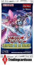 Yu-Gi-Oh! Booster de 7 cartes : L'Impact de la Genèse