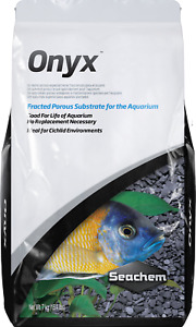Seachem ONYX GRAVEL 7kg Planted Aquarium Fish Tank Substrate Shrimp Aquascape