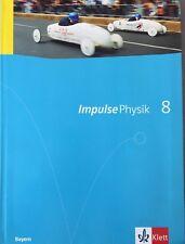 Schulbuch Klett Impulse Physik Gymnasium Bayern 8. Klasse