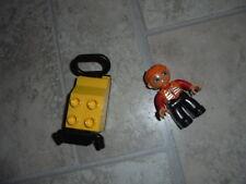 Rüttler mit Bauarbeiter von Lego Duplo