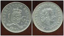 PAYS BAS ANTILLES   1 gulden 1971