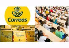 TEMARIO ULTIMA ACTUALIZACIÓN OPOSICIONES CORREOS 2019-20 (6 LIBROS)