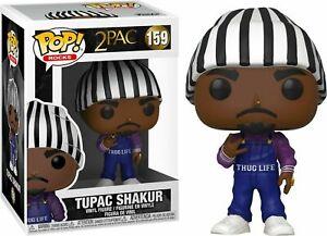 Funko Pop - Rocks - 2Pac - Tupac Shakur Thug Life Overalls Exclusive now avail