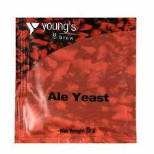 Youngs Ale or Lager or Cider Home Brew Yeast  U choose