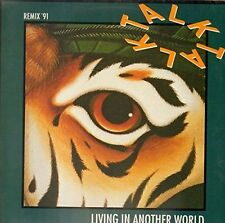 """Talk Talk Living in another world-Remix '91 (Four to Floor/Mendelso.. [Maxi 12""""]"""