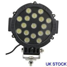 HIGH POWER 12V 24V LED WORK LAMP SPOT LIGHT TRUCK CAR 4X4 TRAILER CAMPERVAN VAN
