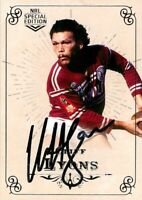 ✺Signed✺ 2018 MANLY SEA EAGLES NRL Card CLIFF LYONS Glory