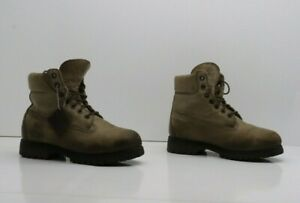 Bottine Timberland 27566 D'Occassion Taille 7W (Cod.SS2808) en Cuir Taupe Femme