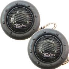 2 speaker diffusori tweeter semicupola per impianto stereo auto automobile 150W