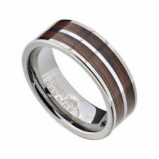 Wooden Band Fashion Rings