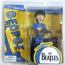 McFarlane Toys The Beatles Cartoon Series Figure George Harrison - Brand New