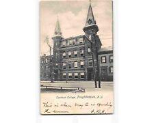 St2144: Eastman College Poughkeepsie Dutchess C. Ny (phototype postcard 1906Pm)