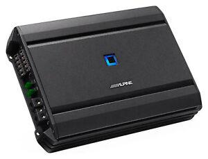 ALPINE S-A55V 440 Watt RMS 5-Channel S-Series Car Audio Amplifier Class D Amp