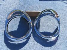 1957 Oldsmobile 98 & 88 headlight bezels