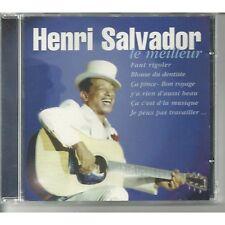 CD NEUF scellé - HENRI SALVADOR - LE MEILLEUR -C42